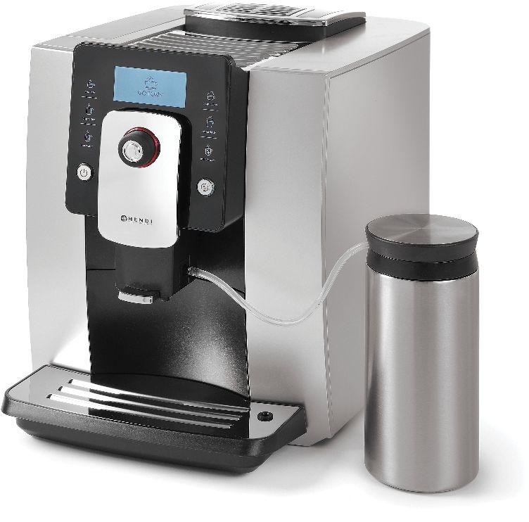 Ekspres do kawy automatyczny One Touch srebrny