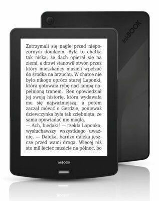 Czytnik E-book''ów INKBOOK Calypso Plus Czarny