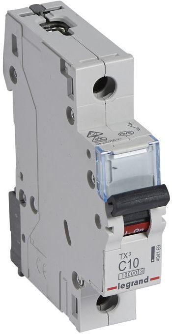 Wyłącznik nadprądowy 1P C 10A 10kA AC S311 TX3 404169