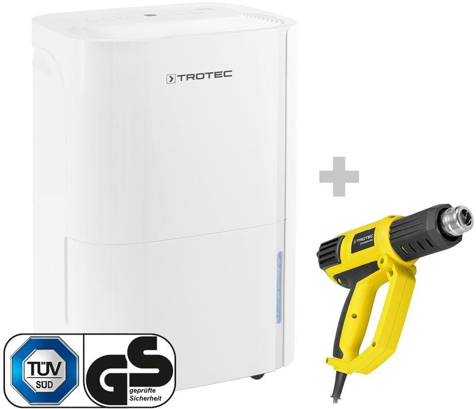 Osuszacz powietrza TTK 66 E + Opalarka HyStream 2000