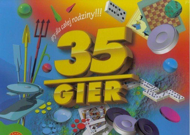 35 gier ALEX - Alexander