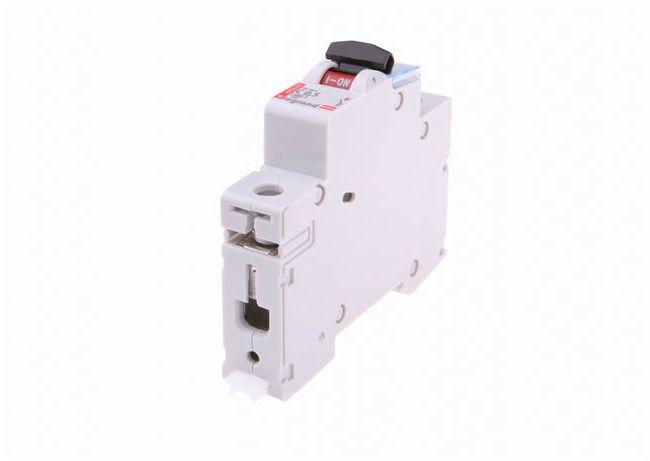 Wyłącznik nadprądowy 1P C 0,5A 6kA AC S301 TX3 403425