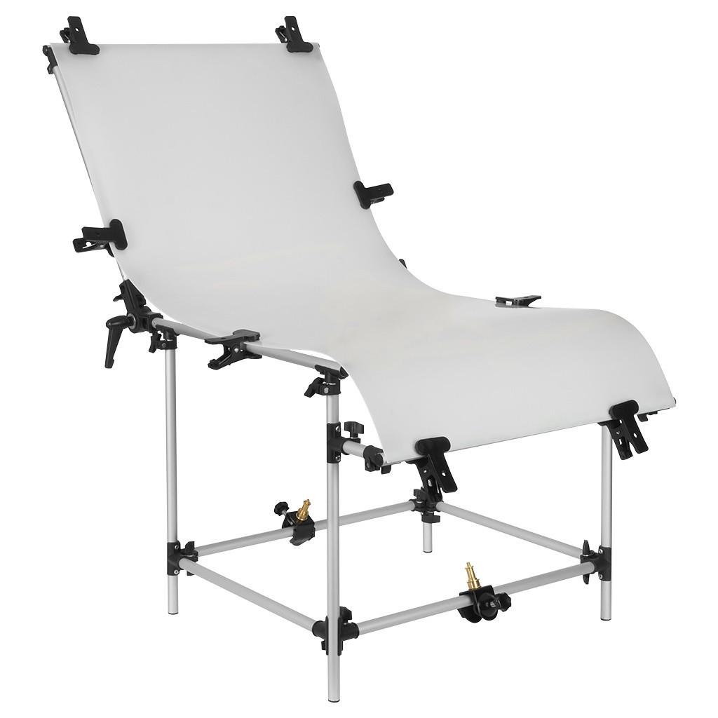 Stół bezcieniowy GlareOne 60x130cm