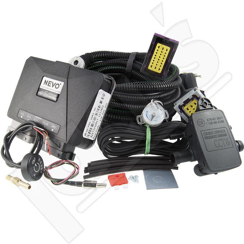 Elektronika KME Nevo PRO RGB 4 cyl.