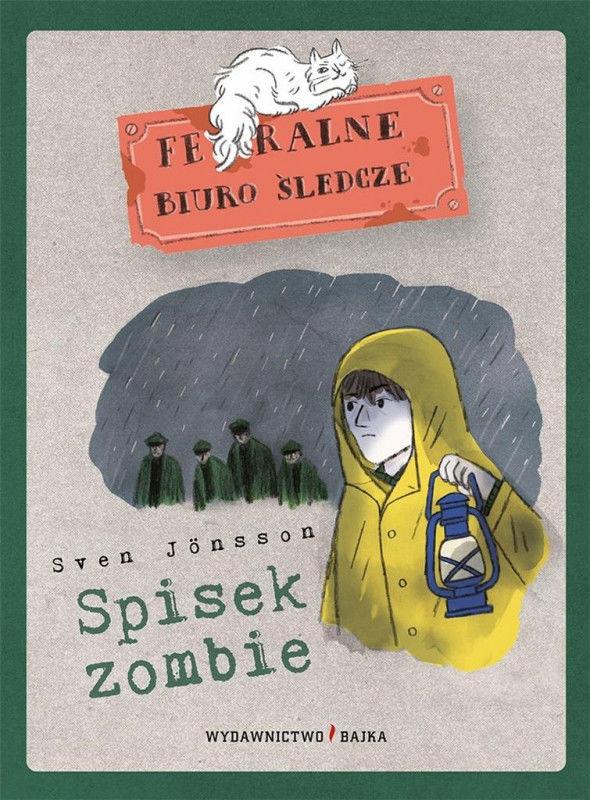 Spisek zombie ZAKŁADKA DO KSIĄŻEK GRATIS DO KAŻDEGO ZAMÓWIENIA