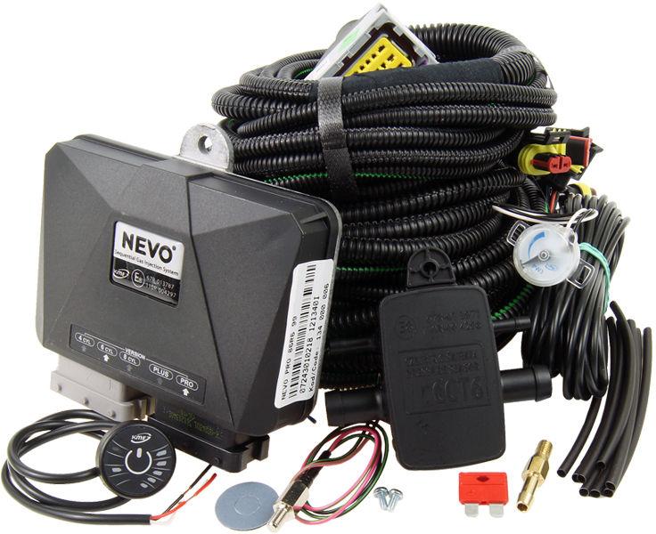 Elektronika KME Nevo PRO RGB 6 cyl.