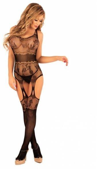 Bodystocking agena livia corsetti