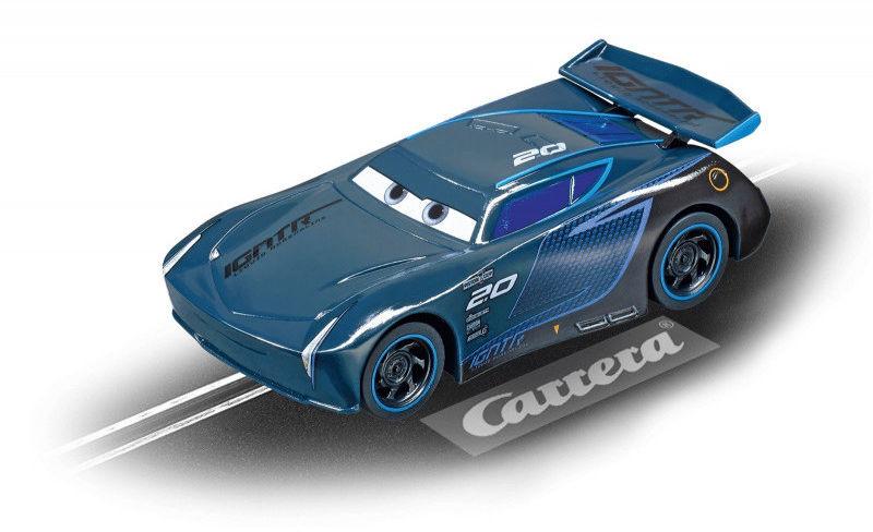 Carrera 1. First - DisneyPixar Cars - Jackson Storm 65018