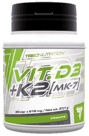 VIT. D3 + K2 60caps