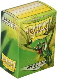 Dragon Shield 11018 Standard Sleeves etui na karty, matowe Apple Green