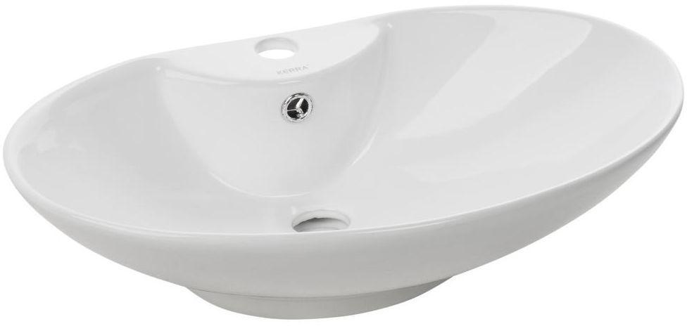 Umywalka nablatowa 58 KERRA KR-139