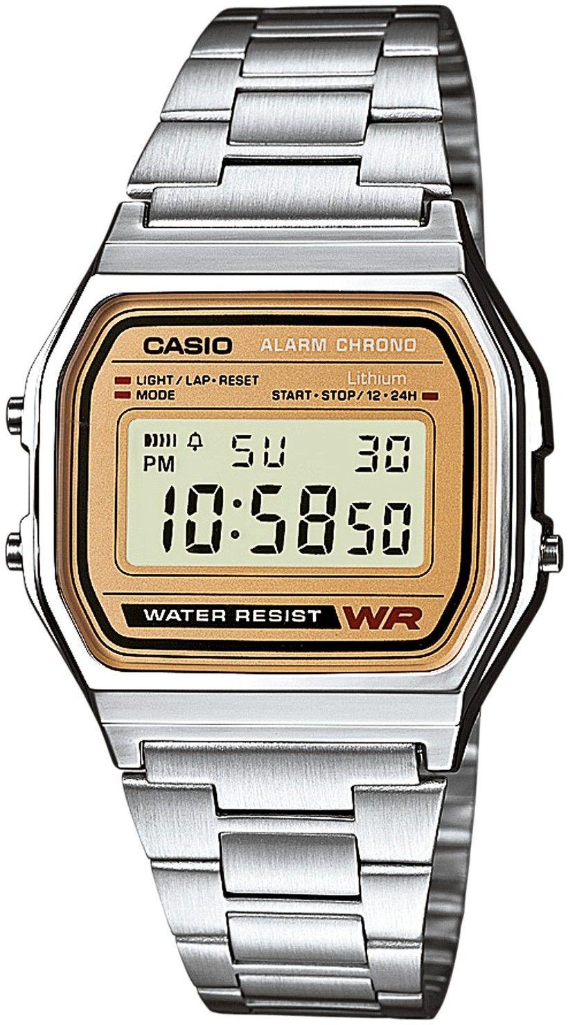 Zegarek Casio A158WEA-9EF - CENA DO NEGOCJACJI - DOSTAWA DHL GRATIS, KUPUJ BEZ RYZYKA - 100 dni na zwrot, możliwość wygrawerowania dowolnego tekstu.