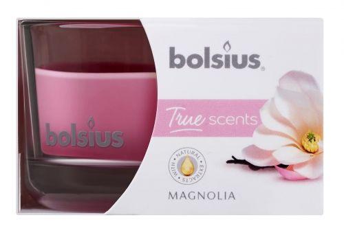 Świeca zapachowa w szkle 50/80 True Scents Magnolia