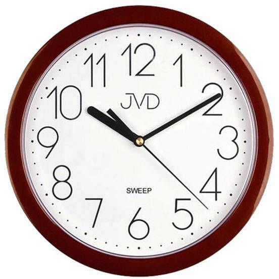 Zegar ścienny JVD HP612.16 Cichy mechanizm