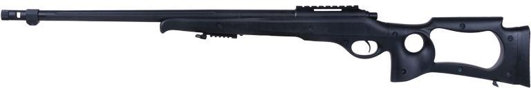 Karabin snajperski ASG Well MB10 - czarny (WEL-03-001369) G