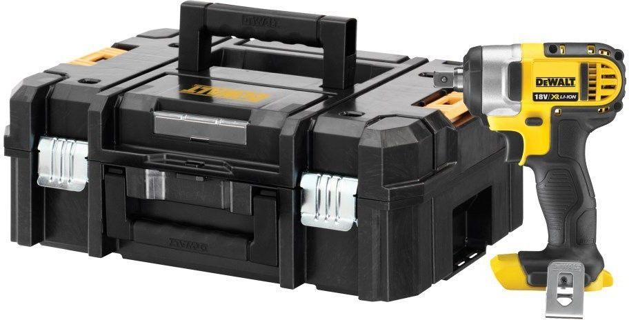 "akumulatorowy klucz udarowy 1/2"", 203Nm, 18V Li-lon w walizce, DeWalt [DCF880NT]"