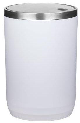 Sodahl FRAGMENT Kosz Łazienkowy 3 l Biały