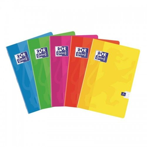 Zeszyt OXFORD Soft Touch A4 / 60 kartek kratka 400074878