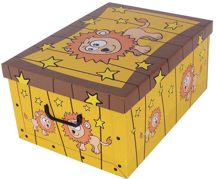 Pudełko kartonowe MIDI SAWANNA LEW