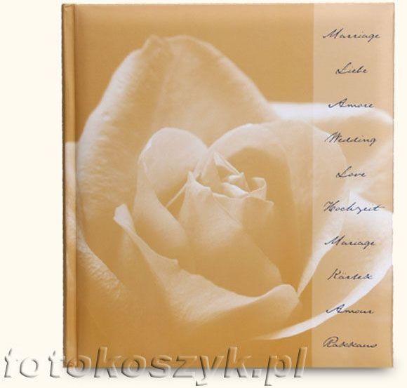 Album Henzo Fortune Beż (tradycyjny 60 białych stron)