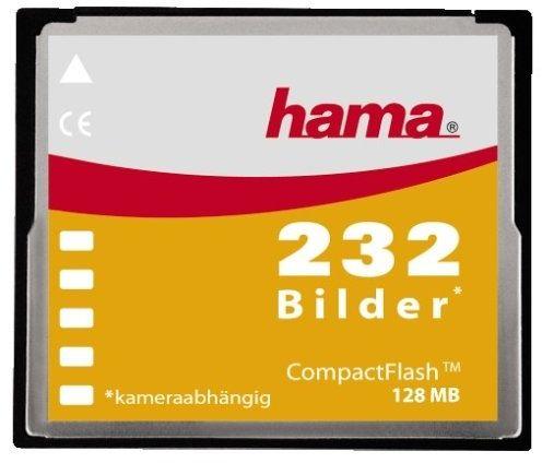 Hama Digital FOTOFILM CF 232 zdjęcia CompactFlash karta pamięci (oryginalne opakowanie handlowe)
