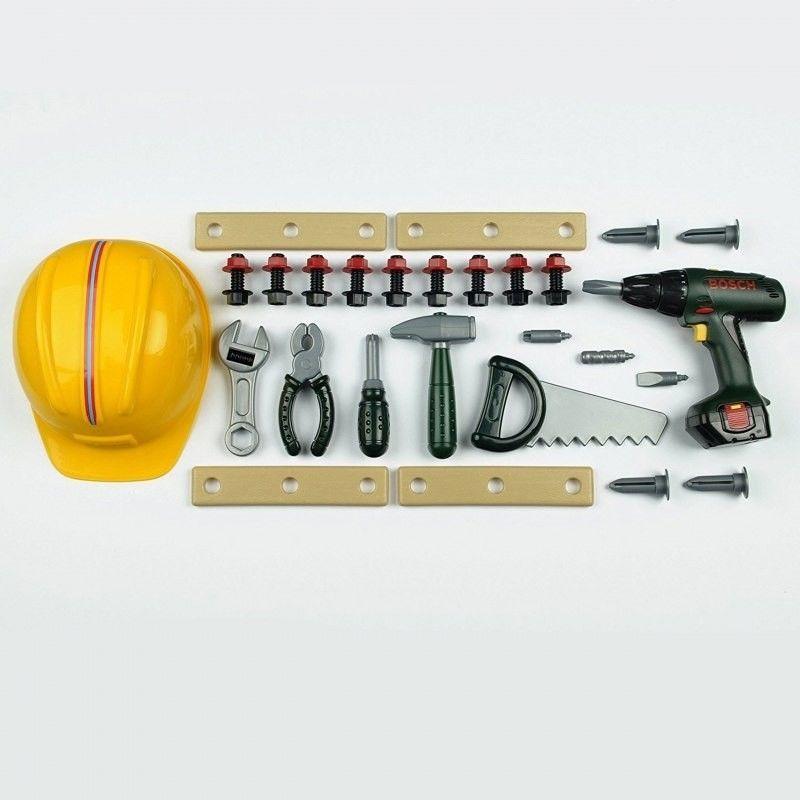 Klein - Mega zestaw narzędzi Bosch 8418