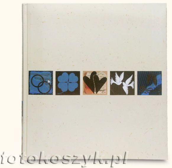 Album Ślubny Henzo Yes (tradycyjny 60 kremowych stron)