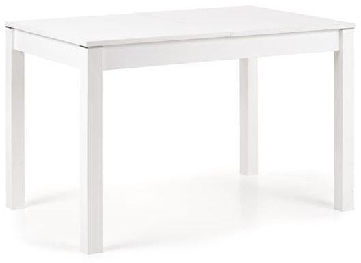 Stół rozkładany ARIANA 118-158x75 biały