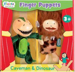 Fiesta Crafts T-2886 zestaw paleczek jaskiniowych i dinozaurów