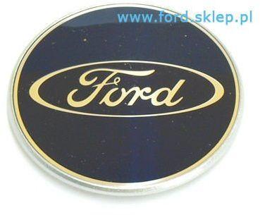 kołpak felgi aluminiowej (dekielek) Ford - 68 mm 1329570 / 2098639