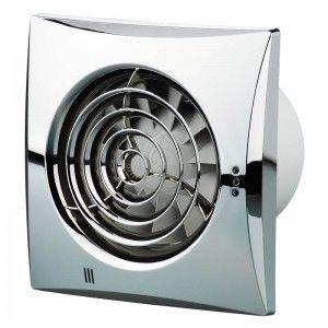Wentylator łazienkowy Vents 100 QUIET CHROME
