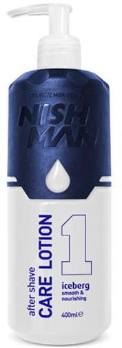 Nishman After Shave Care Lotion balsam po goleniu 400ml