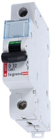 Wyłącznik nadprądowy 1P D 32A 6kA AC S301 TX3 403724