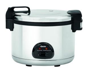 Bartscher Urządzenie do gotowania ryżu 12 L Ø 465 mm 40-60 osób - kod 150529