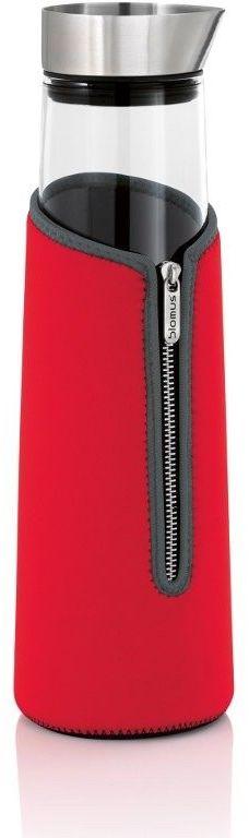 Blomus - acqua - pokrowiec termoizolacyjny na karafkę 1,50 l - czerwony