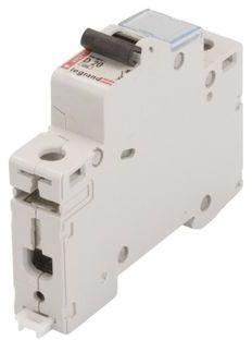 Wyłącznik nadprądowy 1P D 20A 6kA AC S301 TX3 403722