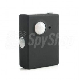 Podsłuch GSM z kamerą, zdalnym dostępem i monitoringiem na żywo - X09