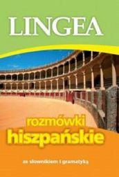 Lingea rozmówki hiszpańskie ZAKŁADKA DO KSIĄŻEK GRATIS DO KAŻDEGO ZAMÓWIENIA
