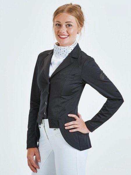 Frak konkursowy damski ALMERIA - Busse - czarny