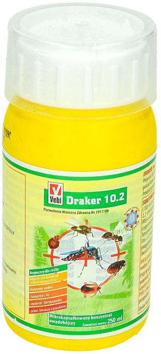 Preparat na pluskwy Draker 10.2 250ml.