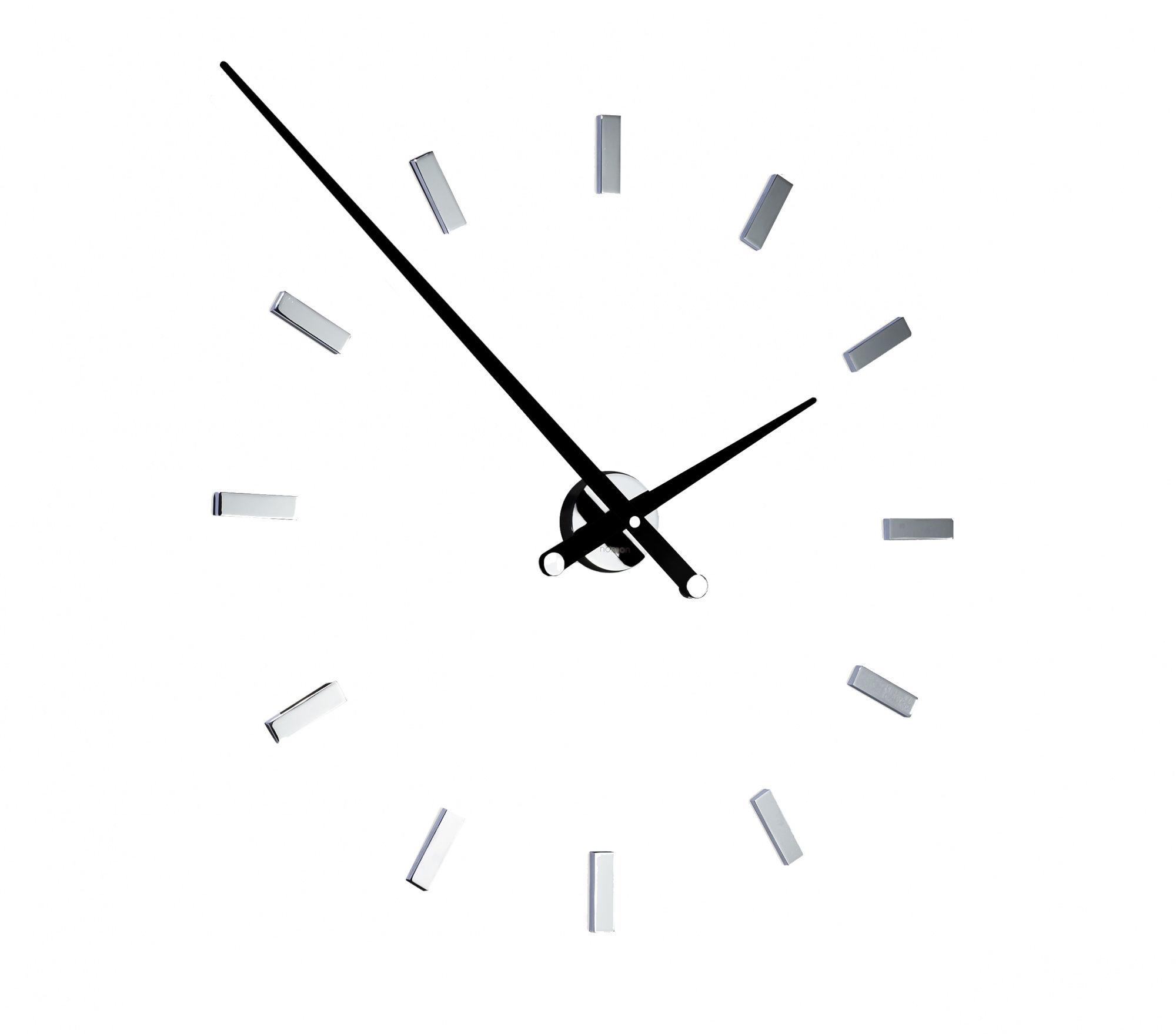 Zegar ścienny Tacón L 12sh Nomon różne kolory