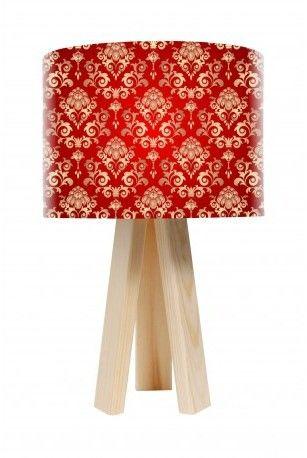 Lampa stołowa mini-trójnóg Orientalny Blask