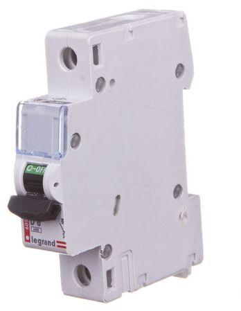 Wyłącznik nadprądowy 1P D 6A 6kA AC S301 TX3 403717