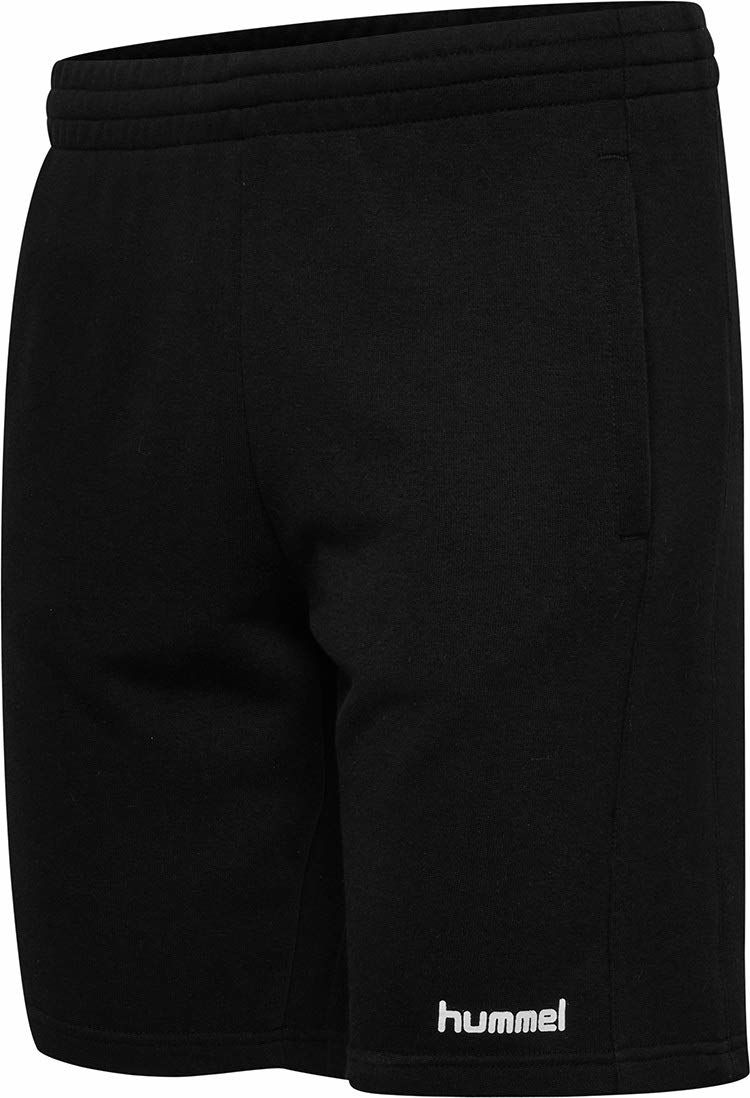 Hummel Damskie szorty Hmlgo Cotton Bermuda Woman czarny czarny XL