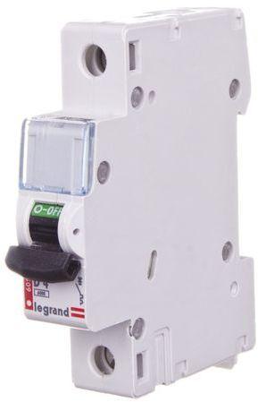 Wyłącznik nadprądowy 1P D 4A 6kA AC S301 TX3 403716