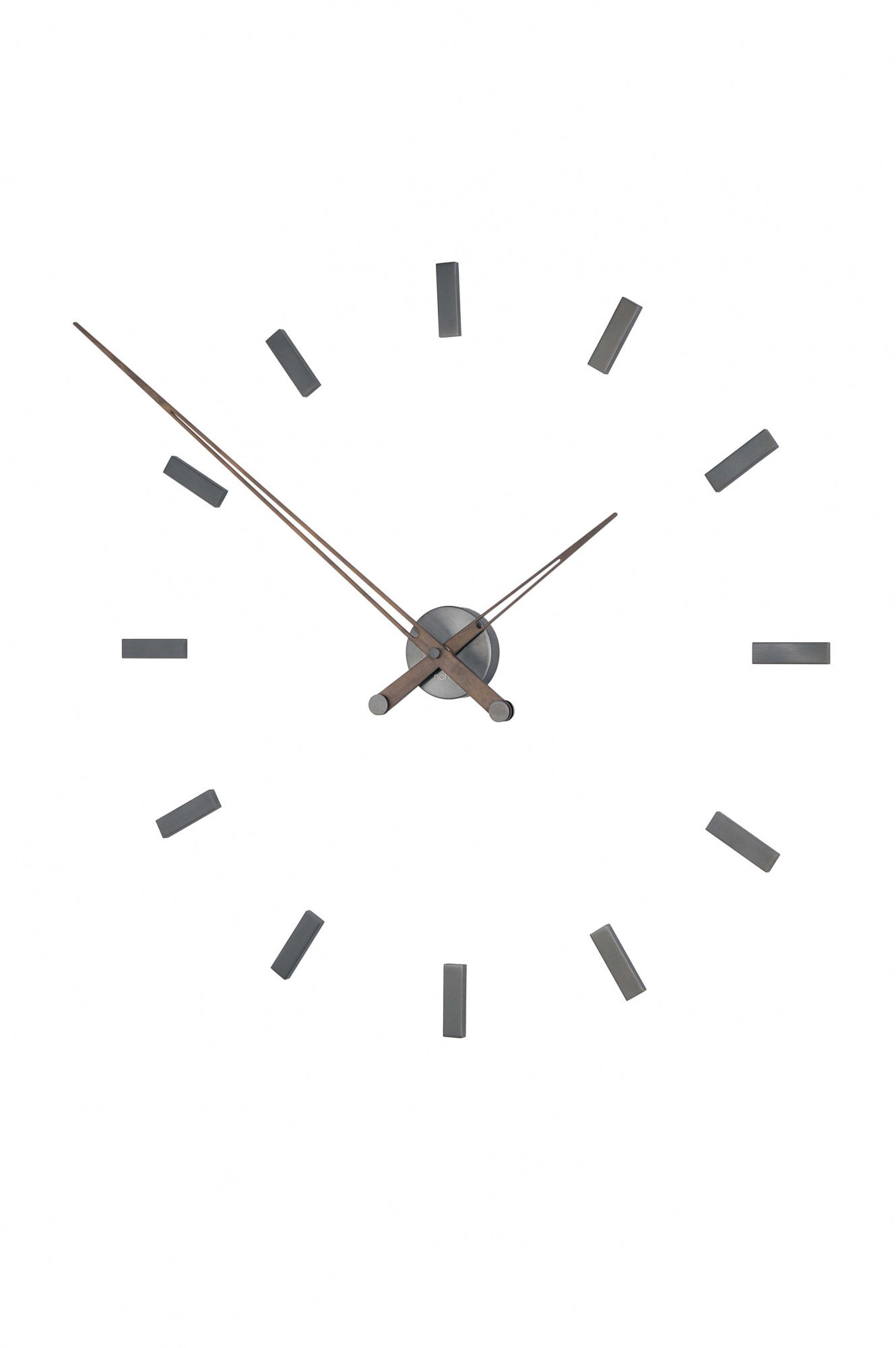 Zegar ścienny Tacón T 12sh TATG120N Nomon