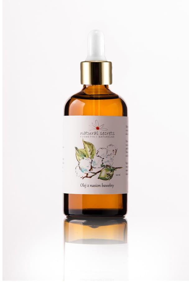 Natural Secrets Olej Z Nasion Bawełny 50 ml