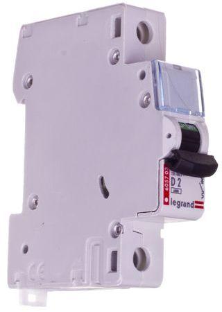 Wyłącznik nadprądowy 1P D 2A 6kA AC S301 TX3 403714