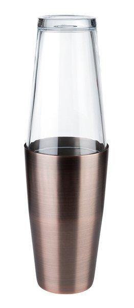 Shaker bostoński ze szklanką 700ml + 400ml