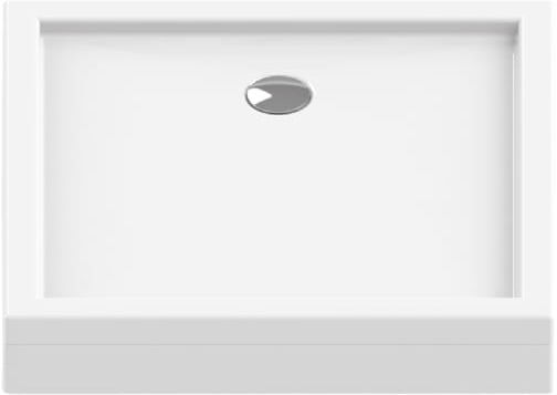 New Trendy Brodzik CANTARE 80 x 80 x 15,5 cm B-0321